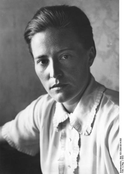 Marga von Etzdorf 1932