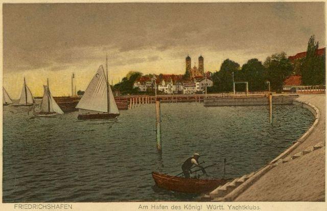 Friedrichshafen Yachtklub_