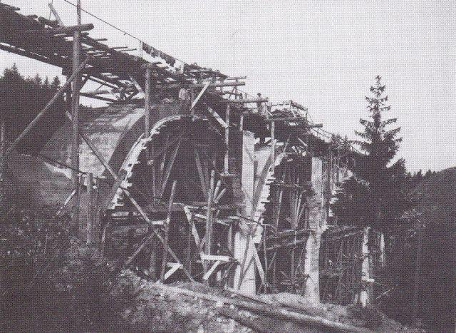 Hanns Klemm 1909 Eisenbeton Eisenbahn Schorndorf-Welzheim_