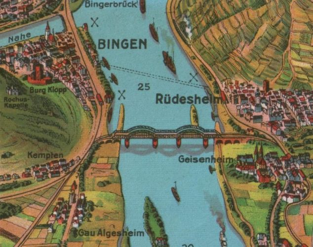 Klemm Hindenburgbrücke