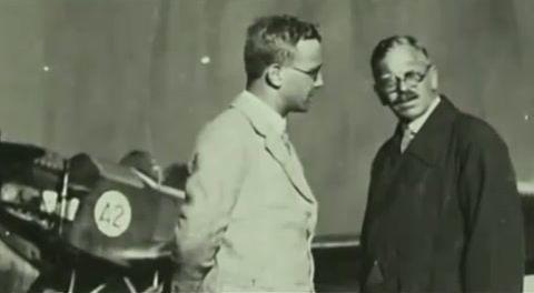 Robert Lusser und Klemm