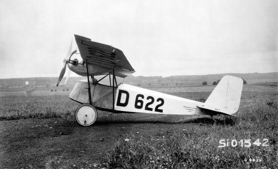 Klemm-Leichtflugzeug L 21, 1925