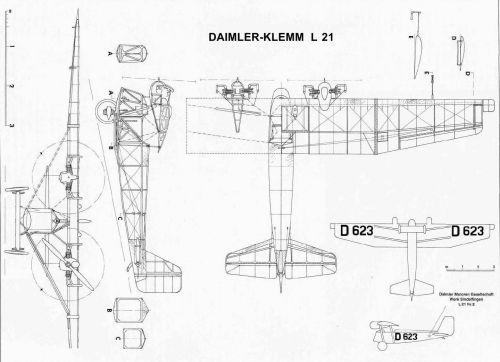 Daimler-Klemm L21
