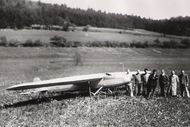 Daimler L15_Segelflug