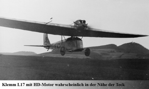 Daimler L17 Motor