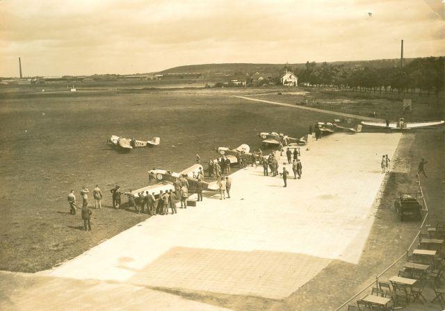 Europarundflug 1929 Böblingen (1)