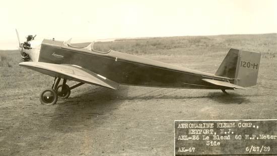 aeromarine-klemm-akl26-120h