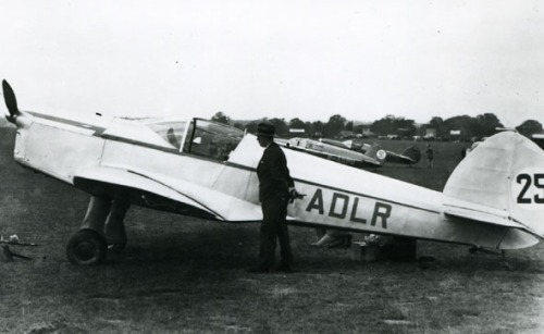 British Klemm Cupid G-ADLR
