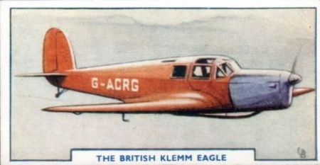 British Klemm Eagle (2)