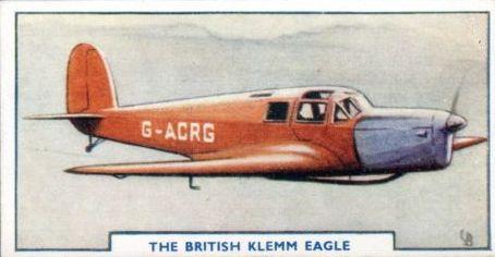 British Klemm Eagle (2)