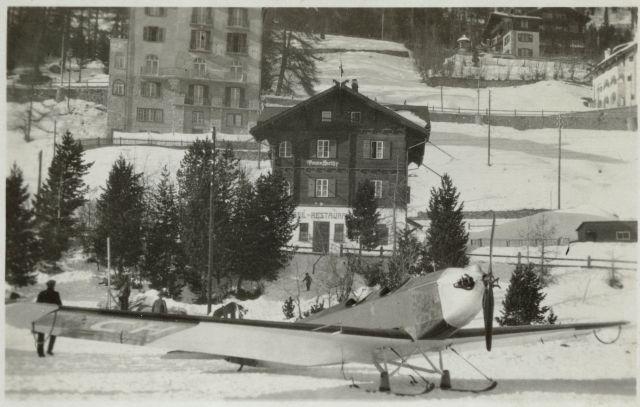 Vermutlich in St. Moritz