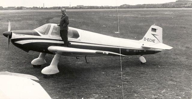 Bölkow F207 K.Voy 1961