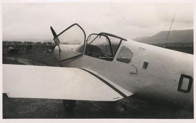 Klemm KL107 B 1957 (HdG)