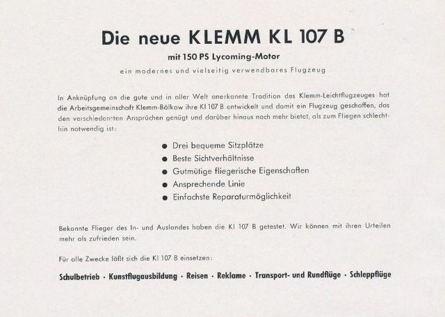 KLemm KL107_2