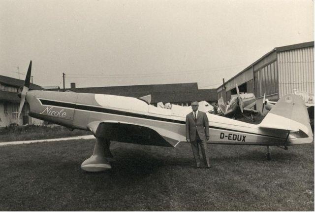 Klemm KL151 1957 (HdG)