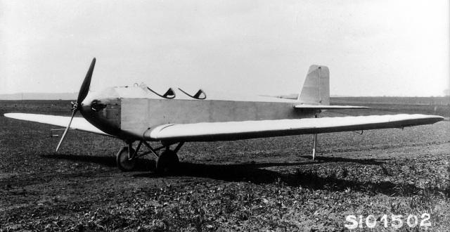 Flugzeug, Daimler-Klemm L 26