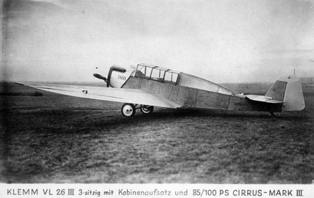 Klemm KL26 III (1)