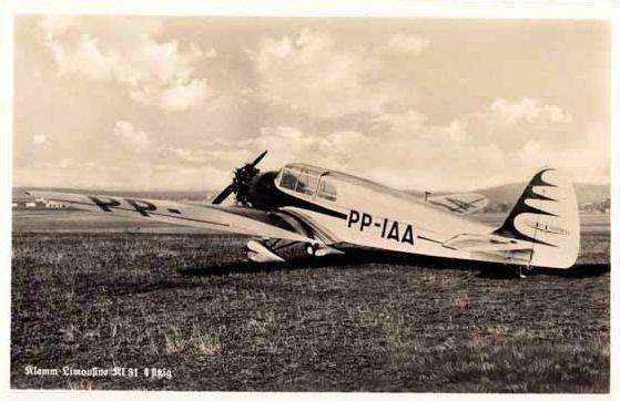 Klemm KL31 PP-IAA