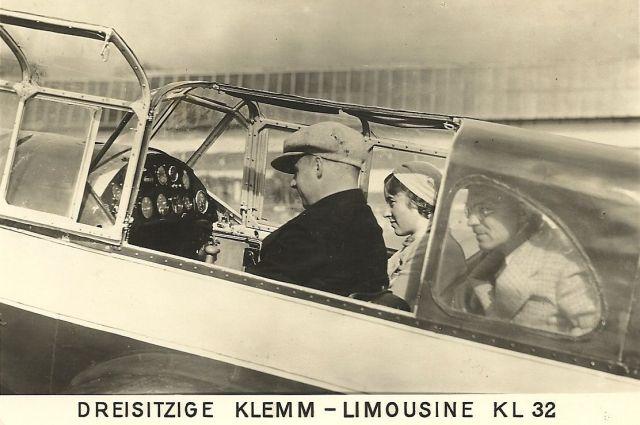 Klemm KL32 Limousine (2)