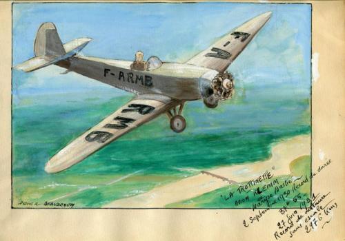1930-09-02 Klemm KL25
