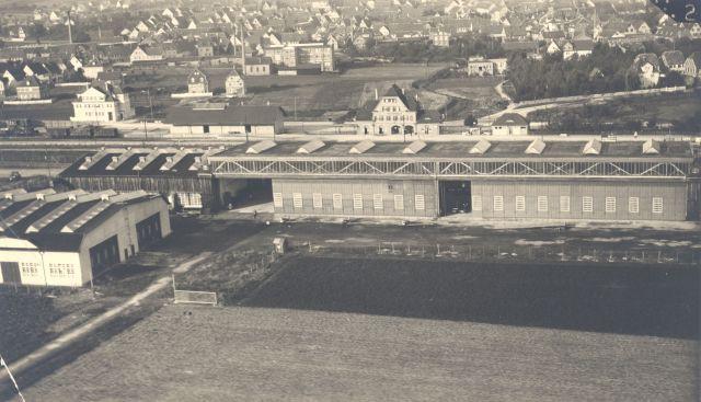 Daimler-Klemm-Werk 1918+