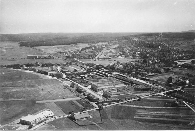 Klemmwerk I Sommer 1931