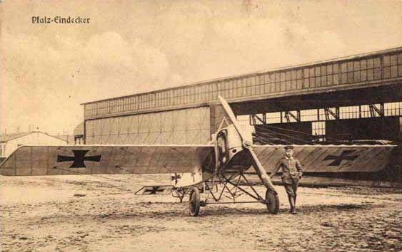 Pfalz Flugzeugwerke Halle